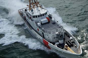 File Sentinel-class FRC: Photo credit USCG