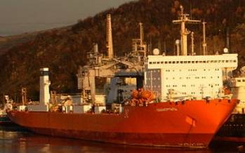 File Nuclear container ship Sevmorput: Photo Wiki CCL