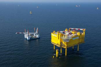 File  HelWin1 offshore platform: Photo courtesy of Siemens