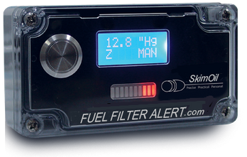 File  diesel FUEL FILTER ALERT