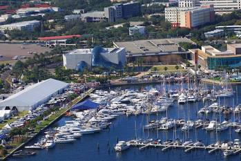 File St. Petersburg Boat Show