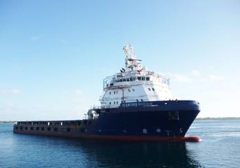 File PSV Stanford Bateleur has secured a three-year contract with Mexiship in Mexico (Photo: Stanford Marine)