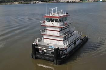 File Photo courtesy of Conrad Shipyard