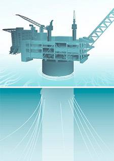 File Illustration: SPAR platform