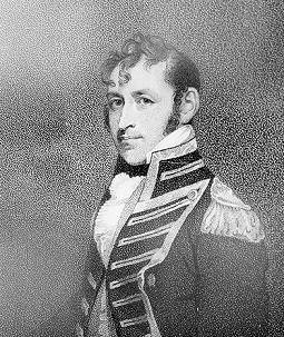 File Stephen Decatur, USN. 19th Century engraving by D. Edwin, after a Gilbert Stuart portrait. (U.S. Naval Historical Center Photograph.)