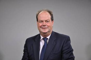 File U.K. Shipping Minister Stephen Hammond MP