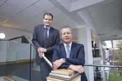 File Dave Workman, Chief Operating Officer and Erik-Jan Bijvank, Senior Vice President