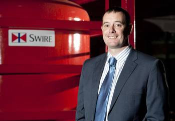 File Michael King, SWIRE UK Operations Director.