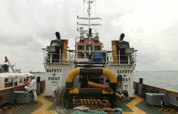File TOS ship delivery GF Humaita