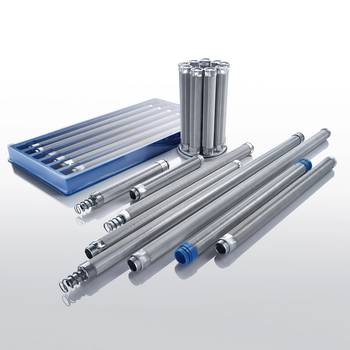 File Screw-in and plug-in filter elements of the SFK series are part of Stauff's product range that is now available with GL certificate (Courtesy of Walter Stauffenberg GmbH & Co. KG)