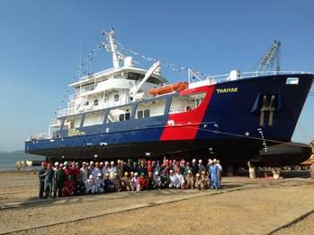 File MV Thaiyak (Photo courtesy of Strategic Marine)