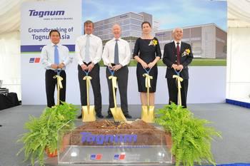 File Singapore Groundbreaking: Photo credit Tognum