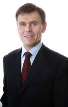 File Tor Svensen, president of DNV Maritime, Oil & Gas: Photo credit DNV