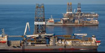 File Transocean rigs: Image courtesy of the owners