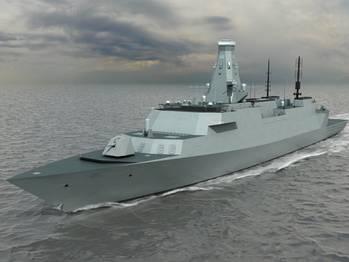 File Warship T26 GCS: Image credit MOD