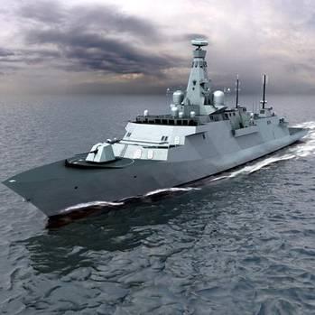 File Type 26 Global Combat Ship (Image: GE)