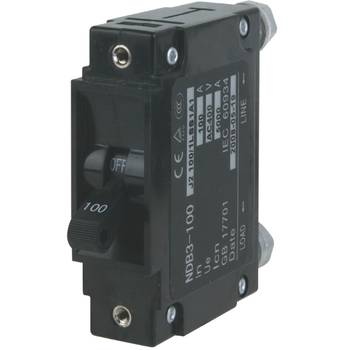File UL489 Hydraulic Magnetic Circuit Breaker