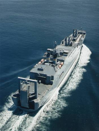 File USNS Gilliland: Photo MSC
