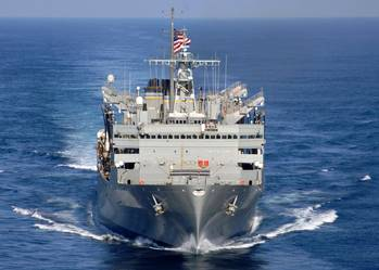 File USNS Supply: Photo credit MSC