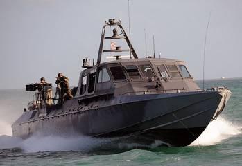 File Special Operations Craft: Photo credit Wiki CCL