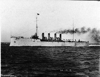 File USS Chester (Photo courtesy NavSource)