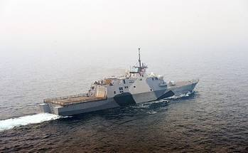 File USS Freedom (U.S. Navy Photo)