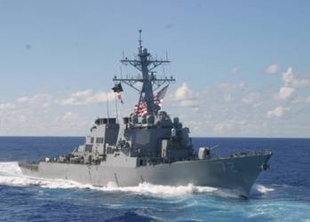 File USS Mahan: Official Navy photo