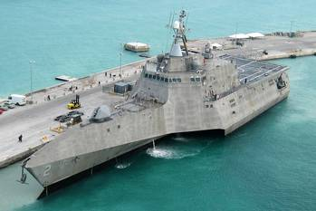 File USS Independence: Photo credit Wiki CCL
