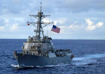 File USS Oscar Austin (DDG 79). U.S. Navy photo.