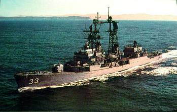 File USS Parsons (DD-949). Official US Navy Photo
