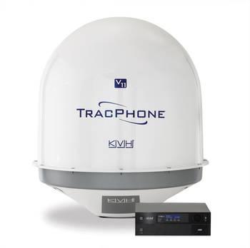File KVH TracPhone Radome: Image credit KVH