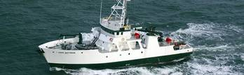 File R/V Cape Hatteras: Photo courtesy of DUNCOC