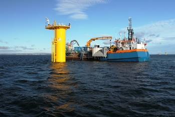 File Wind Farm Support Vessel: Photo courtesy of Van Oord