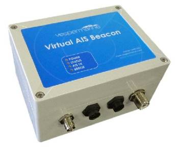 File Virtual AIS Beacon: Image courtesy of Vesper Marine
