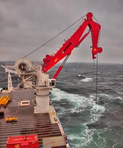 File MacGregor 250 tonne AHC crane onboard Northocean 104
