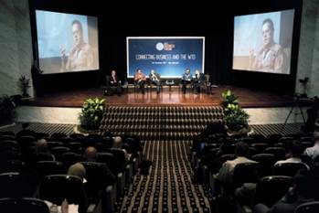 File Bali meeting: Photo credit WTO