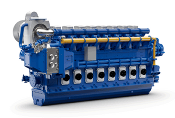File Wärtsilä 46DF Engine: Image courtesy of the manufacturers