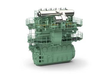 File Marine Diesel RT-flex50DF: Image credit Wärtsilä