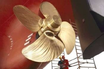 File Wärtsilä CP Propellor: Photo credit Wärtsilä