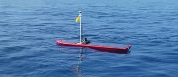 File Wave Glider SV3: Photo courtesy of Liquid Robotics
