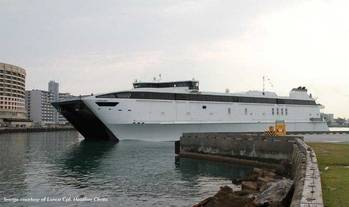 "File  ""WestPac Express"" Photo credit Austal"