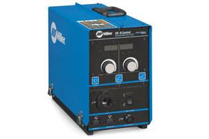 File The new XR-S and XR-D wire feeders (Image courtesy Miller Electric Mfg. Co.)