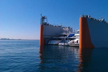 File Yacht Express: Photo credit Dockwise