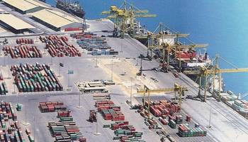 File Zayed Port: Photo credit ADPC