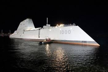 File Zumwalt DDG 1000: Photo courtesy of USN