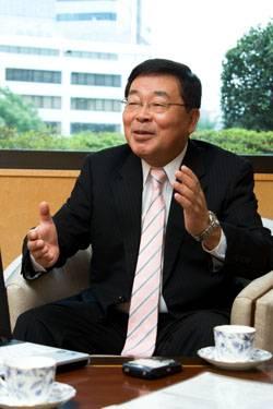 File Noboru Ueda, Class NK Chairman & President