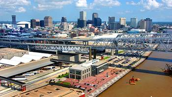 File Photo: Port of New Orleans
