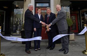 File Aiken office opening: Photo courtesy of HII