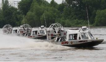 File image courtesy Midwest Rescue Airboats