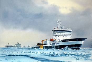 File Photo: Aker Arctic Technology Oy